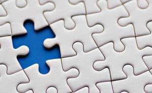 posicionamiento seo - puzzle