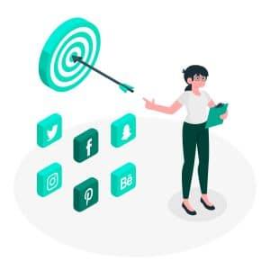 Estrategias SEO y SEM - redes sociales