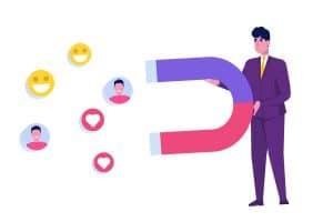 Posicionamiento SEO - atracción de clientes